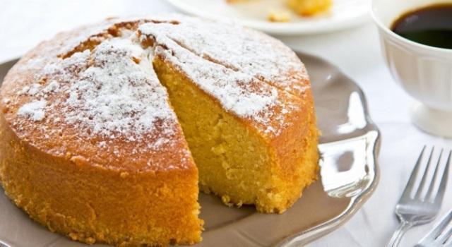 Нежный апельсиновый пирог без грамма масла, готовлю из 4 ингредиентов.