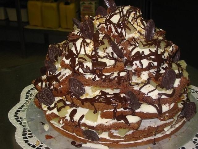 ТортТорт Панчо — самый удачный рецепт! Сочный, нежный, вкуснейший торт! Панчо — самый удачный рецепт! Сочный, нежный, вкуснейший торт!