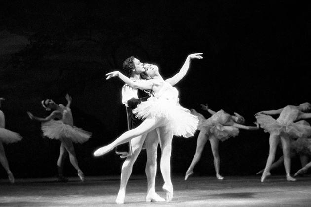 Диета балерин: они вообще едят?